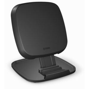 STAND DI RICARICA WIRELESS 10W - NERO