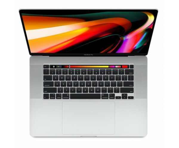 """MACBOOK PRO 16"""" TOUCH BAR/8-CORE i9 2.3GHZ/1TB/SILVER"""