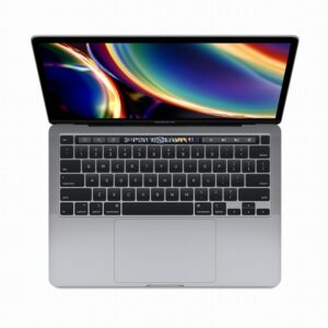 """MACBOOK PRO 13"""" TOUCH BAR/QUAD-CORE i5 1.4GHZ/512GB/SPACE GREY"""