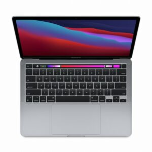 "MACBOOK PRO 13"" TOUCH BAR M1 CORE 8 CPU CORE 8 GPU 512GB - SPACE GREY"
