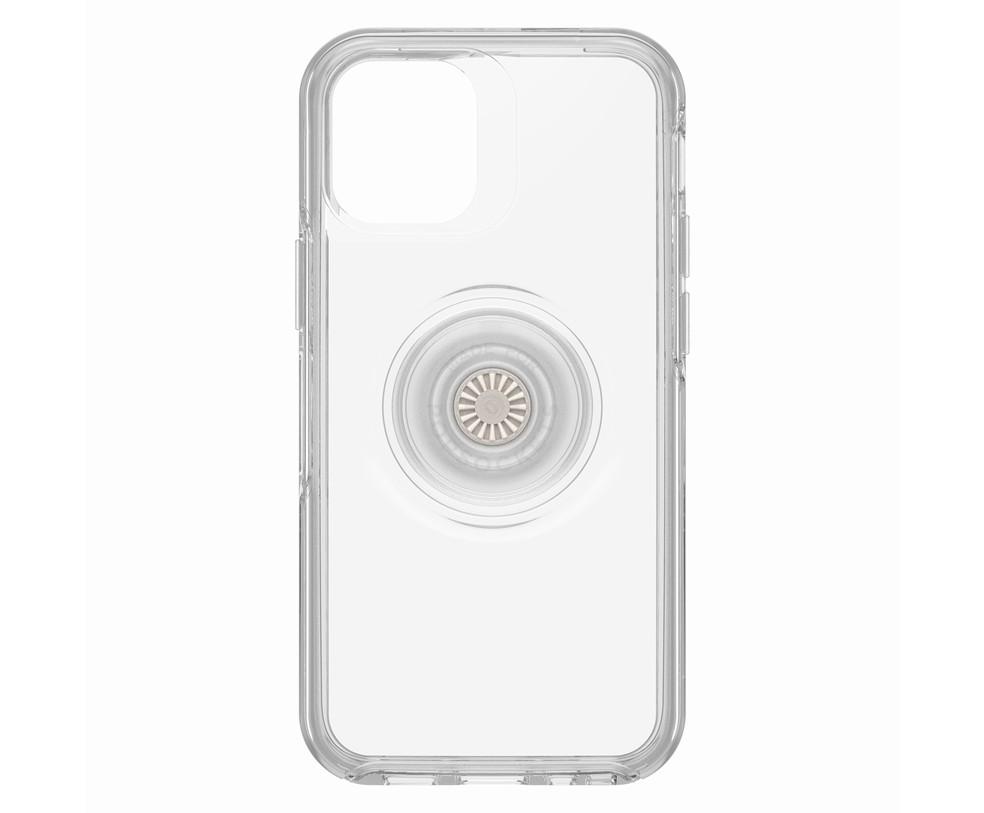 OTTERBOX SYMMETRY + POPSOCKETS - CUSTODIA PER IPHONE 12 MINI CLEAR