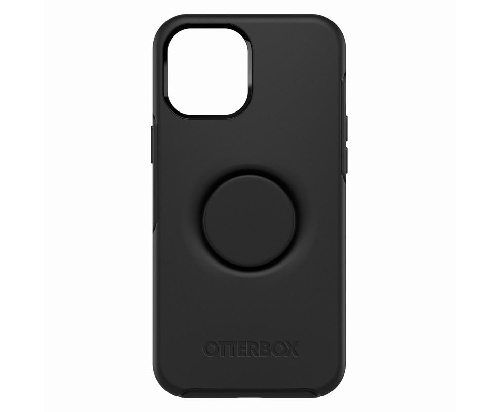 OTTERBOX SYMMETRY + POPSOCKETS - CUSTODIA PER IPHONE 12 PRO MAX BLACK