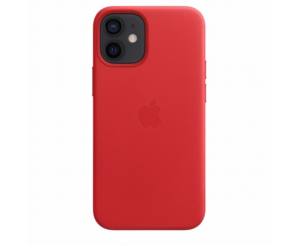 CUSTODIA APPLE MAGSAFE IN PELLE PER IPHONE 12 MINI PRODUCT (RED)