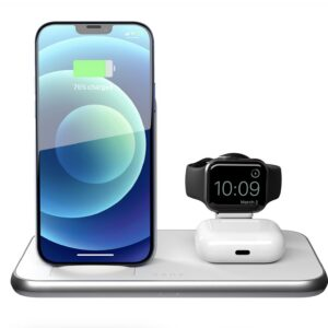 4IN1 STAND WIRELESS CHARGER 45W - WHITE